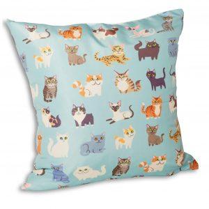 CAT PILLOWCASES (5)
